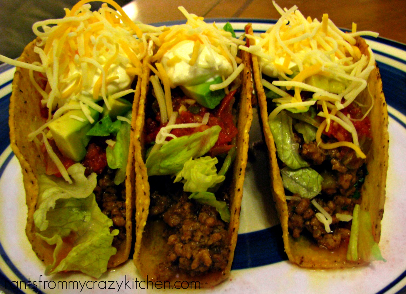 ground beef enlarge original taco seasoning with seasoned ground beef ...