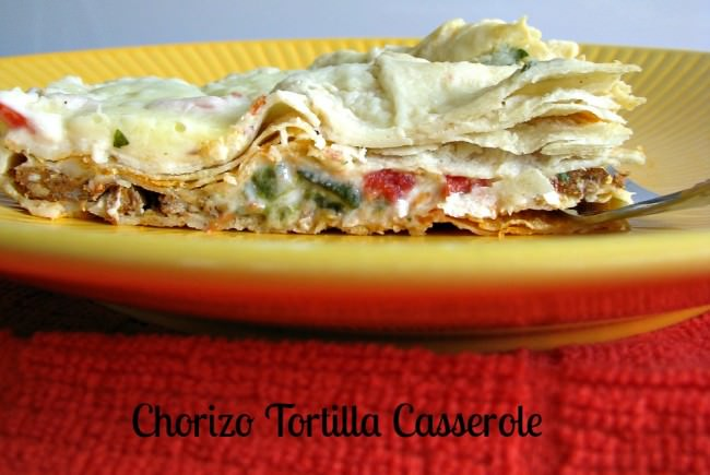 Chorizo-Tortilla-Casserole-Close-Up